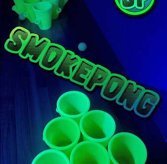 The Launch of Smoke Pong