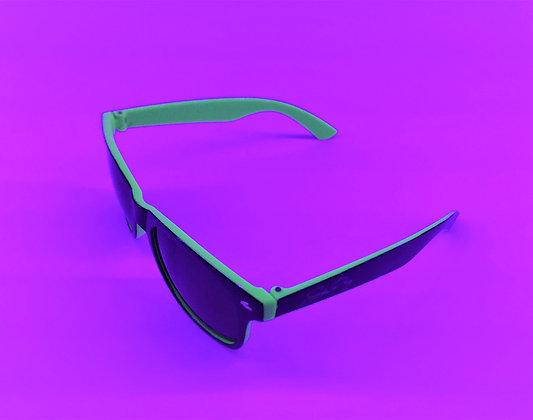 Smoke Pong Glasses