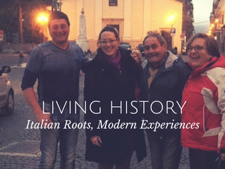 Italian Roots, Modern Experiences