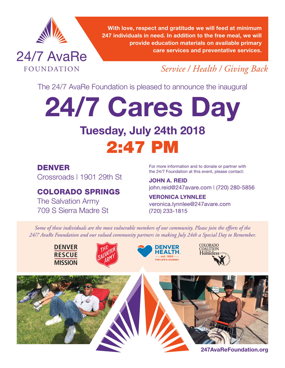 24/7 Cares Day
