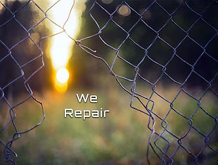 #chainlink #repair #fenceinstallation #t