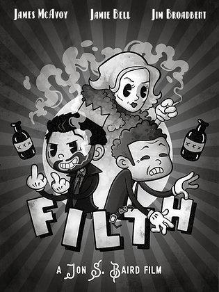 FILTH (17x12.5)