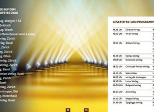 Literaturfestival in Olten