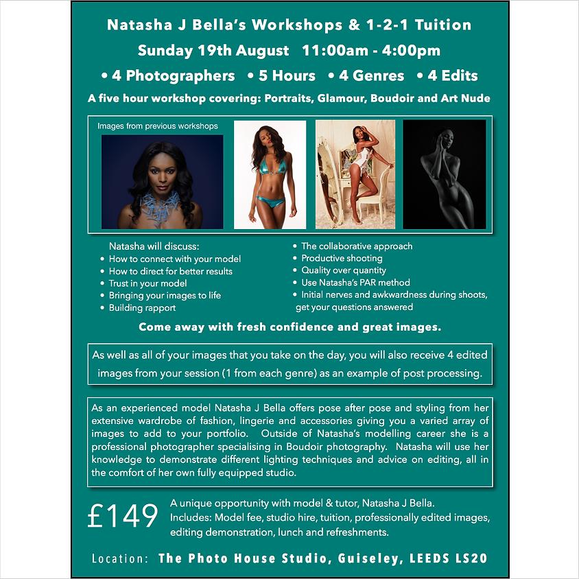 Sunday 19th August Workshop