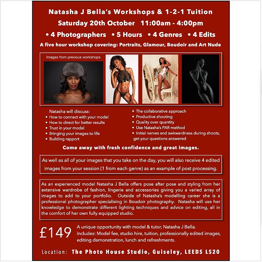 Saturday 20th October Workshop