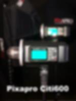 Pixapro Citi600