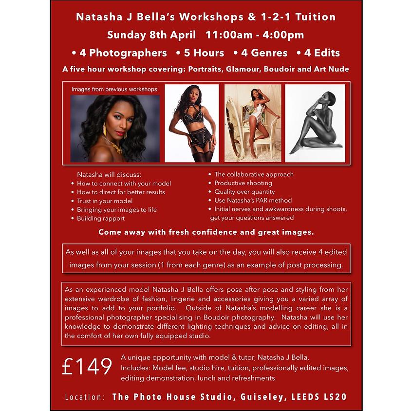 Sunday 8th April Workshop