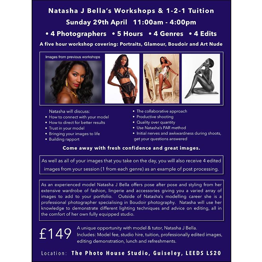 Sunday 29th April Workshop