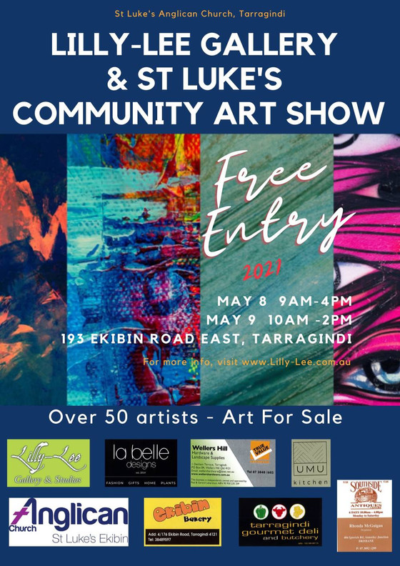 Art Show 7-9 May