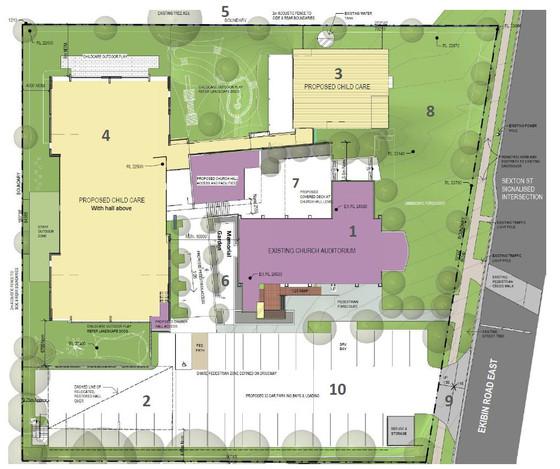 St Luke's Redevelopment plans