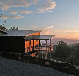 sunset behind cabin.jpg