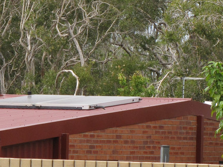Are Your Solar Hot Water Panels Too Flat Out For The South East Queensland SUN?