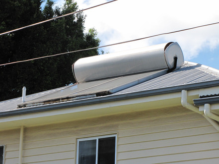 Solar Hot Water Installed Properly, Works, You Can't Lose.