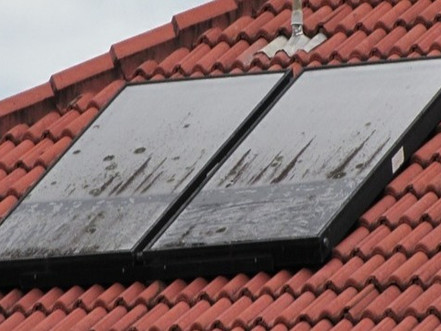 Things That Can Affect How Much Free Hot Water Your System Collects Form The Sun.