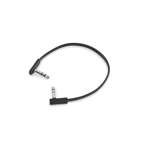RockBoard Flat Patch Cable - 45cm - Black