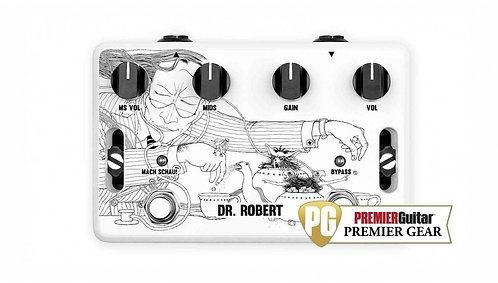 Aclam Dr Robert Overdrive Effect Pedal