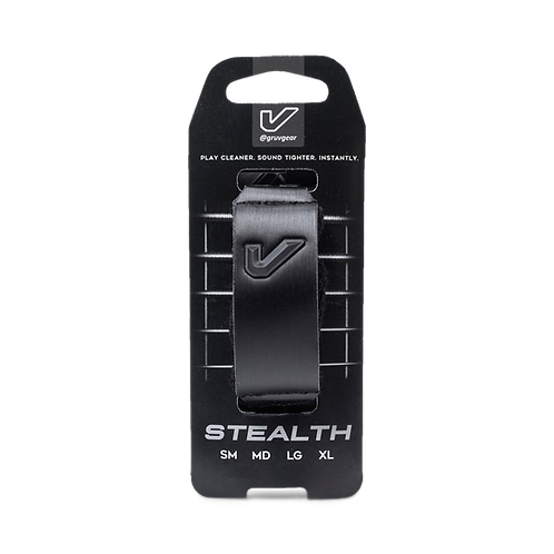 FretWraps String Muter Stealth Edition 1-Pack