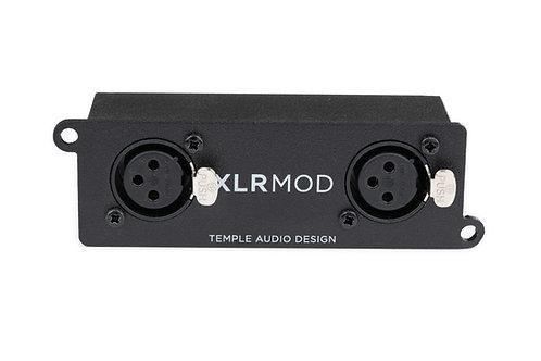 Temple Audio Design MOD-XFF TRS to XLR Adaptor Female/Female