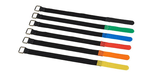 RockBoard Hook & Loop Cable Ties