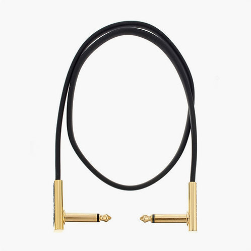 RockBoard Flat Patch Cable - 60cm - Gold Series