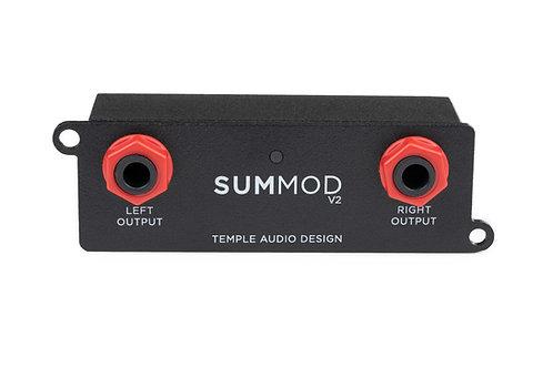 Temple Audio Design MOD SUM V2