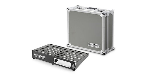 RockBoard Quad 4.1C with Flight Case