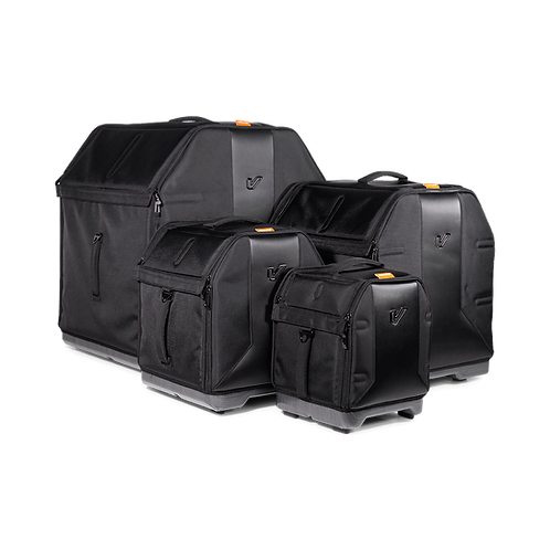 Gruv Gear set of 4 drum cases for use with the new VELOC drum transport system by GruvGear