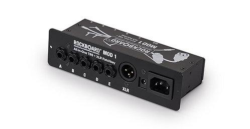 RockBoard Mod 1 V2 All-in-One TRS & XLR Patchbay