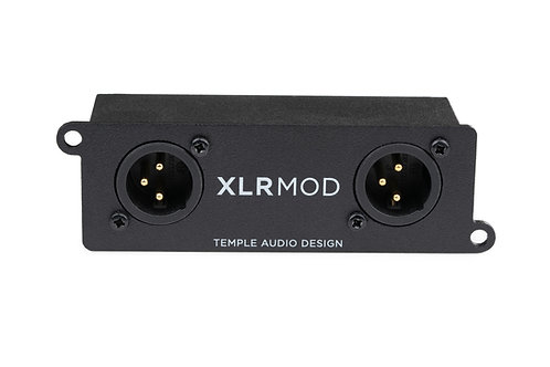 Temple Audio Design MOD-XMF TRS to XLR Adaptor Male/Male