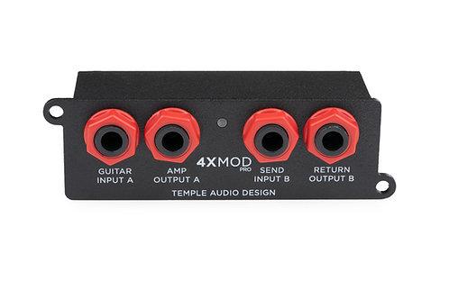 Temple Audio Design 4X Pro Module, 4-Channel Buffer Module