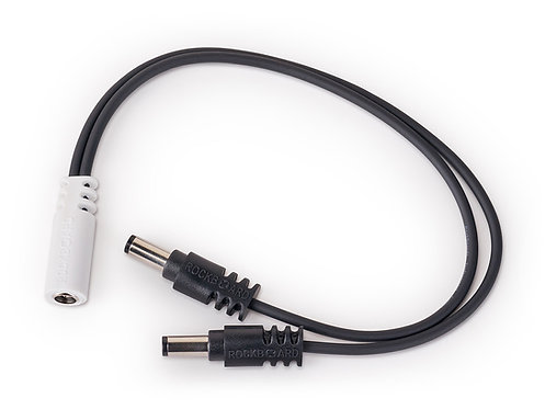RockBoard Power Ace Current Doubler Y Cable