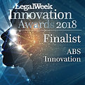 Legal Week Innovation Awards Finalist.jp