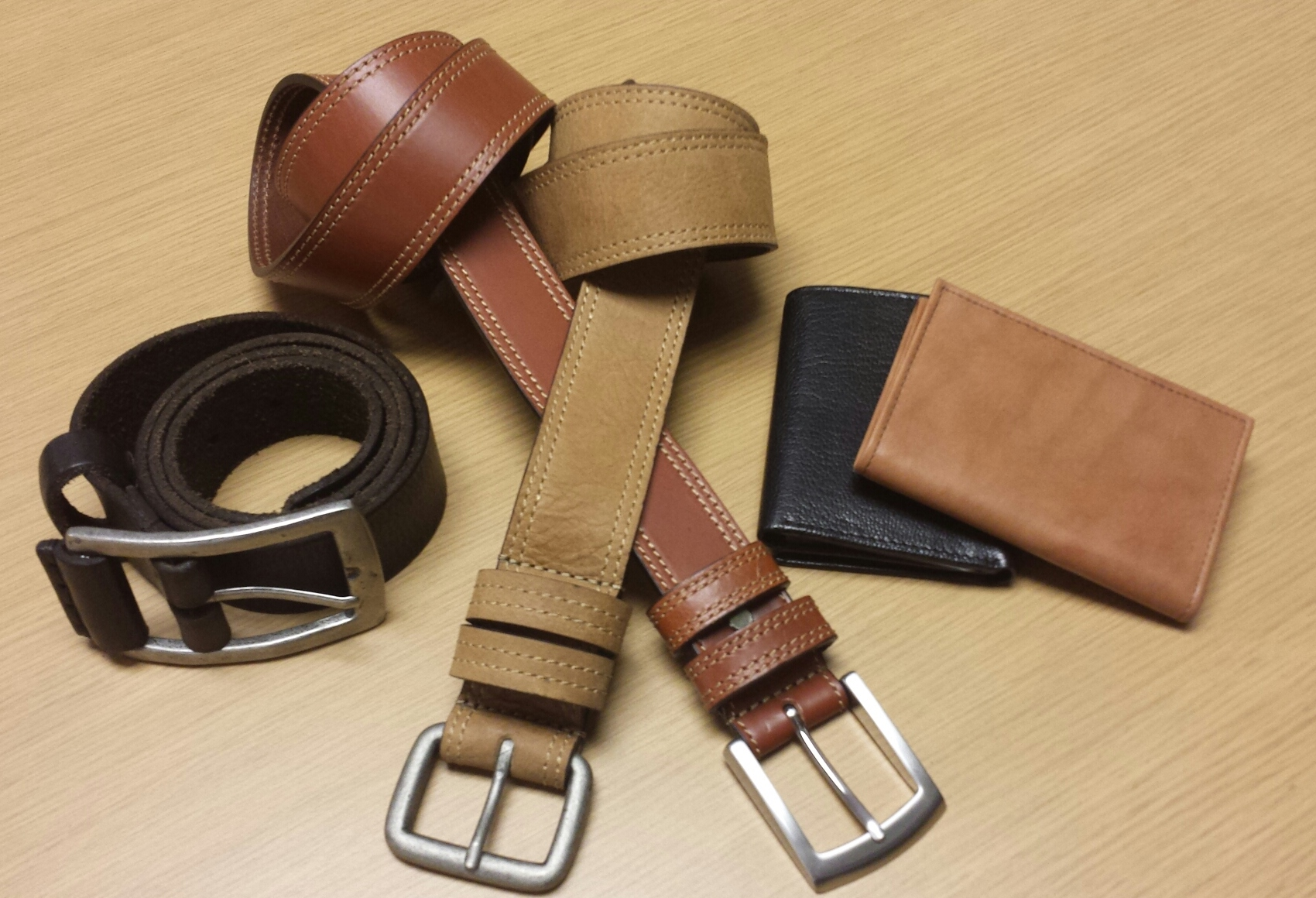 Finished Leather Goods
