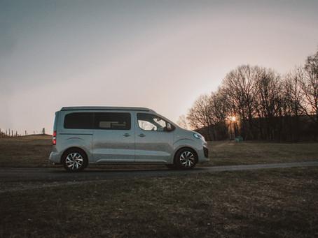 PÖSSL CAMPSTER | Mini-Campervan| Zum Alltag meistern und entfliehen