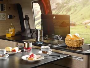 Outdoor Campingküche - Deine Küche mit Ausblick