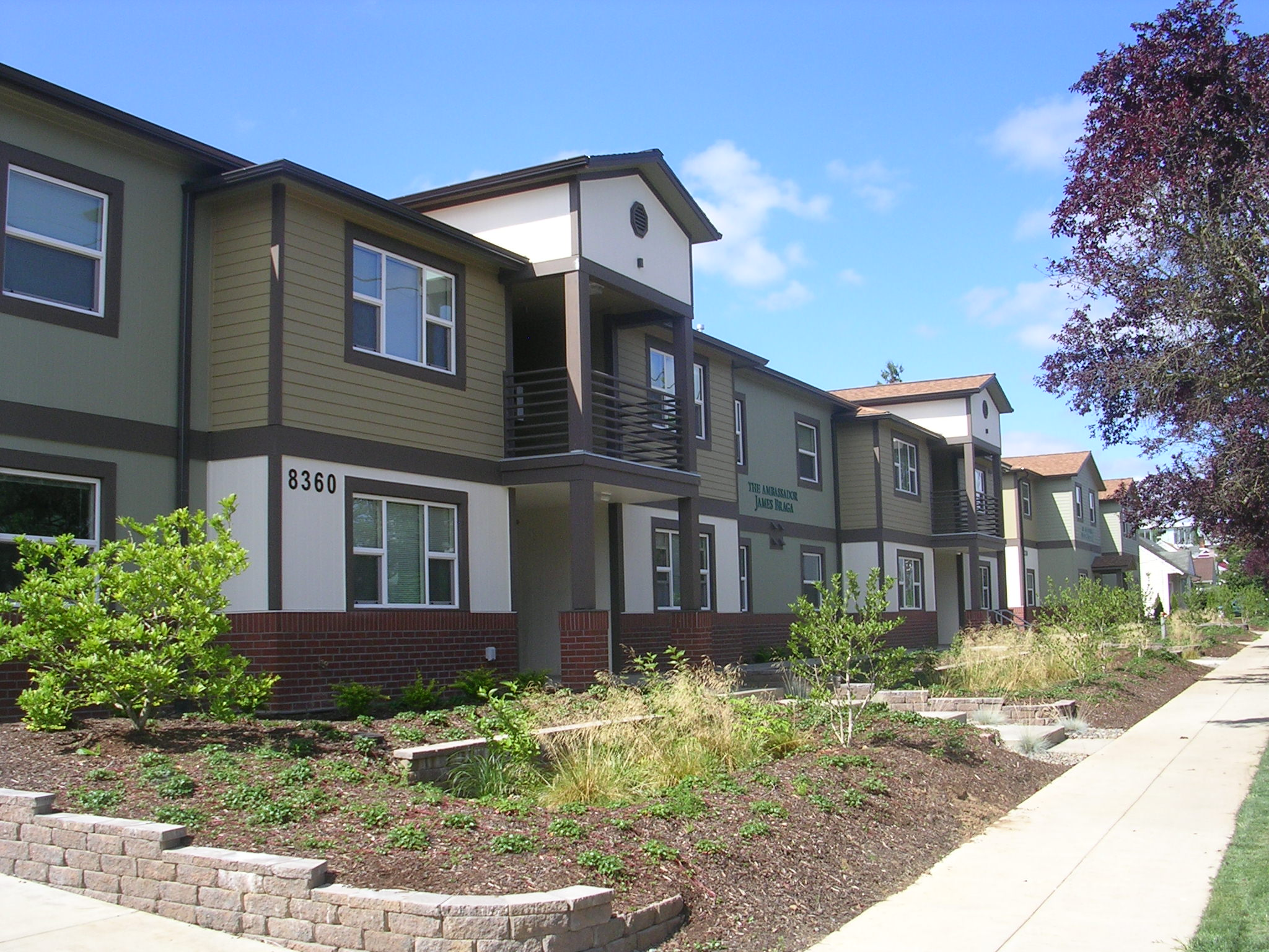Multnomah U. - Student Housing