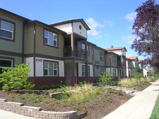 Multnomah University - Ambassador Student Housing is finished!