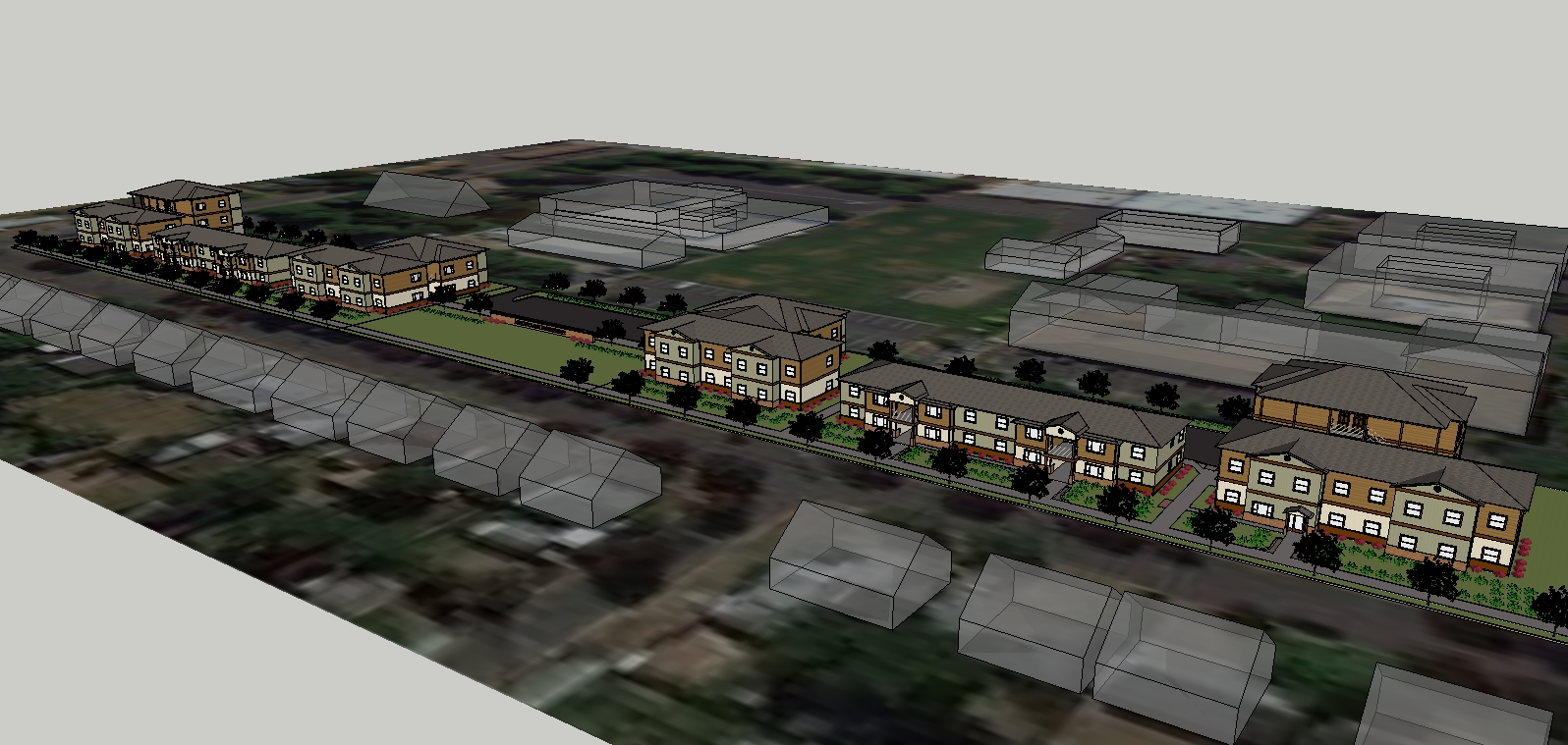 Multnomah U. - Housing Development
