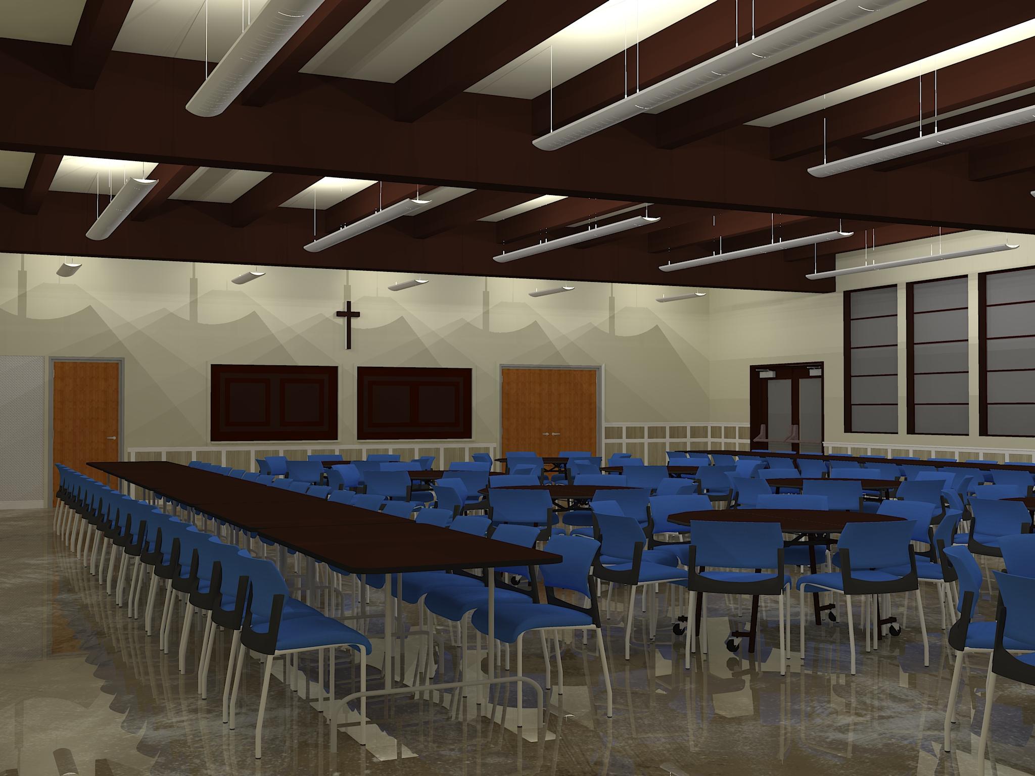 St. Ignatius School - Cafeteria