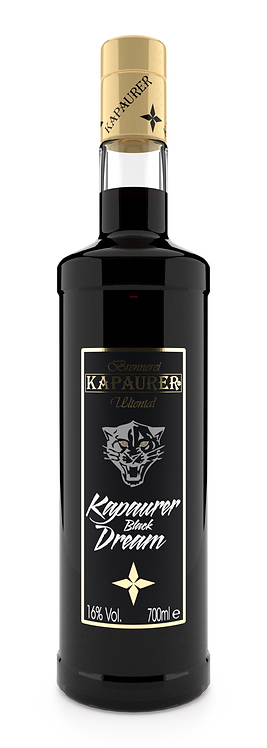 Kapaurer Black Dream Likör