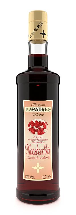 Liquore al Cranberry