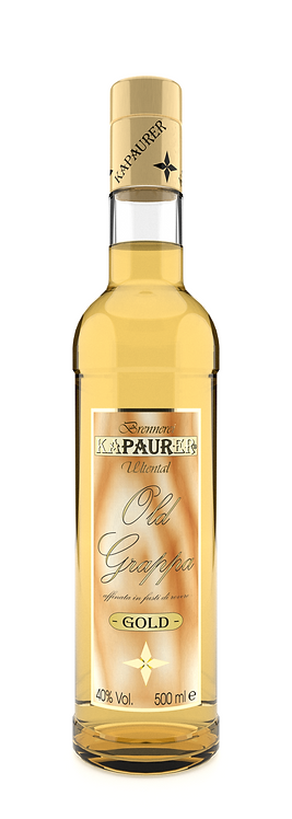 Old Grappa Gold
