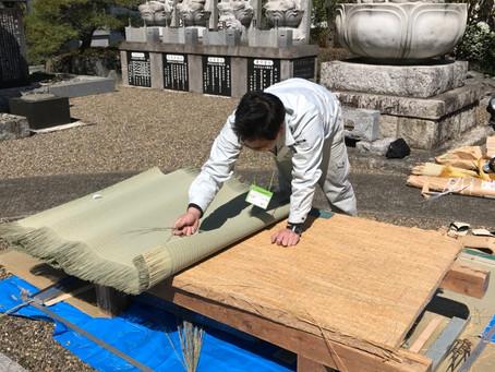 八王子の畳屋 町田市で開催された寺フェスに出店させて頂きました。