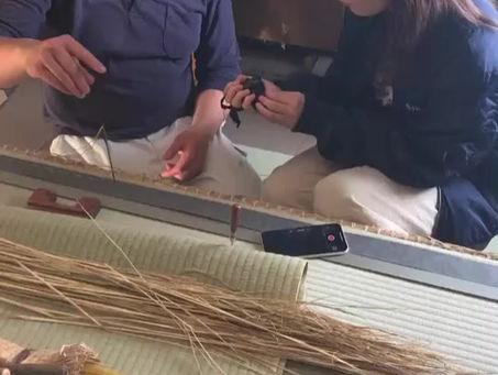 八王子の畳屋 メイキング職人編2020.6.28.