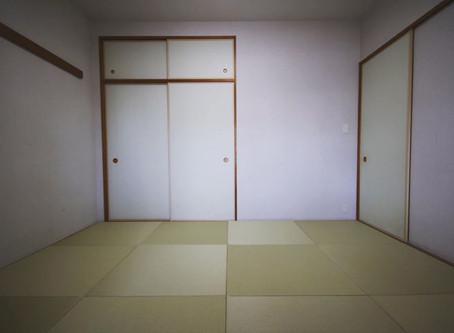 八王子の畳屋 畳施工2020.8.17.