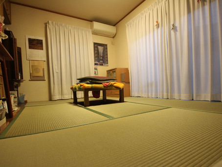 八王子の畳屋 畳施工2020.11.20.
