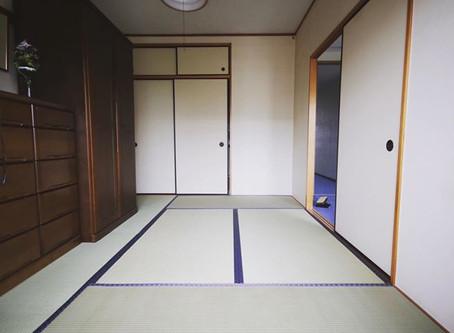 八王子の畳屋 畳施工2020.7.8.