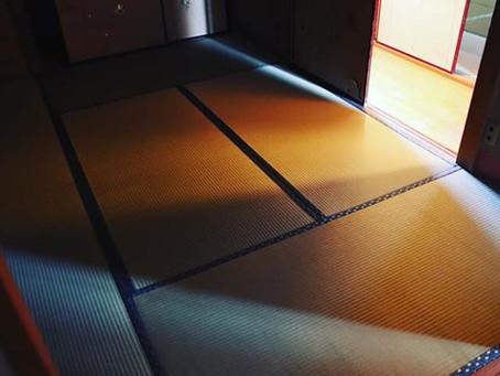 八王子の畳屋 国産畳を納品させていただきました2019.5.9