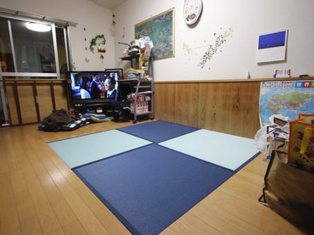 八王子の畳屋 フローリングから畳へ2020.10.15.
