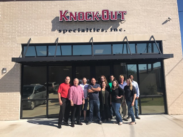 Knock-Out Specialties group shot
